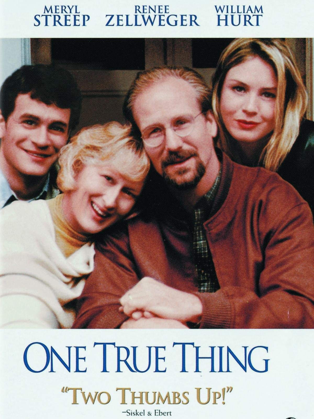 One True Thing Summary & Study Guide Description