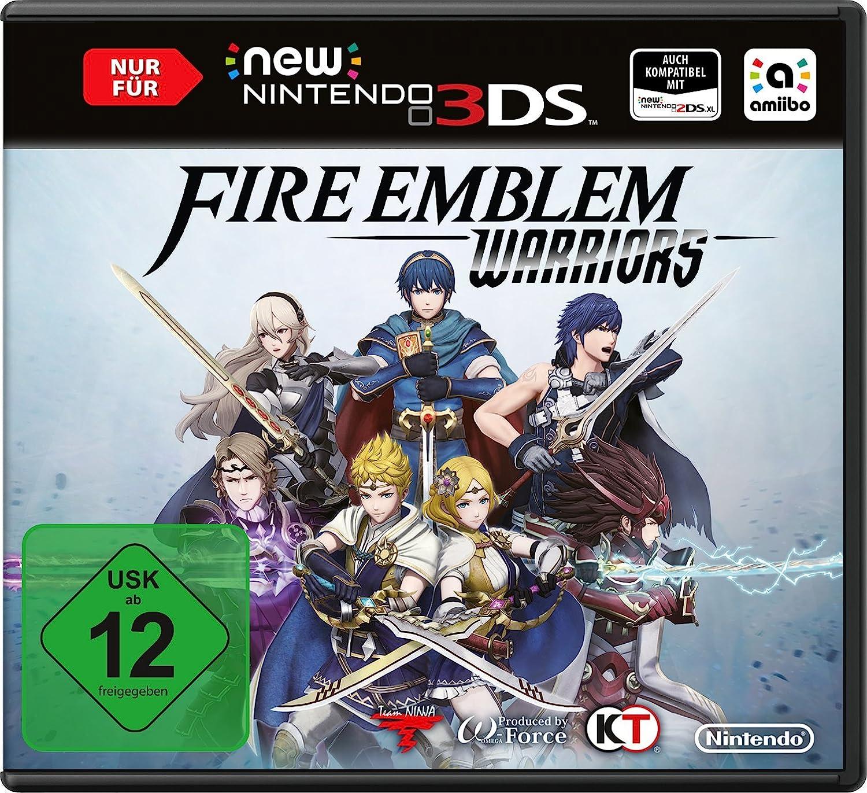 Fire Emblem Warriors [nur für New 3DS] [Importación alemana]: Amazon.es: Videojuegos