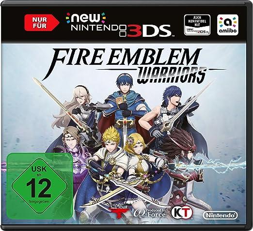 Fire Emblem Warriors [nur für New 3DS] [Importación alemana ...