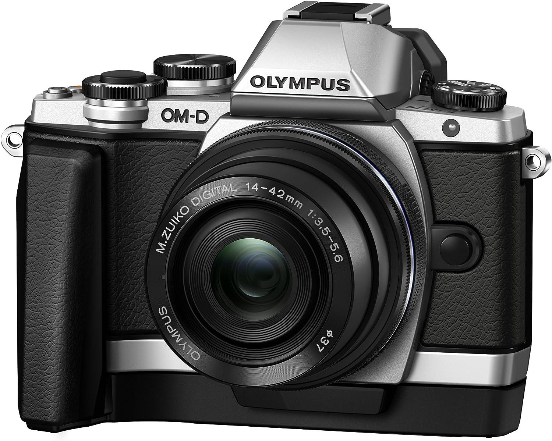 Olympus Ecg 1 Handgriff Für Om D E M10 Kamera