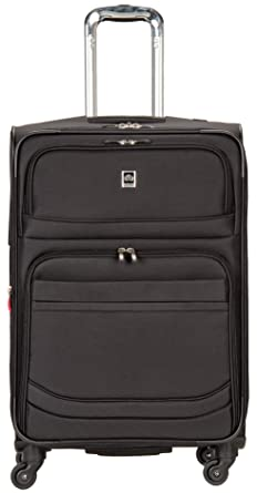 Amazon.com | Delsey Luggage D-Lite Softside 25-Inch Lightweight ...
