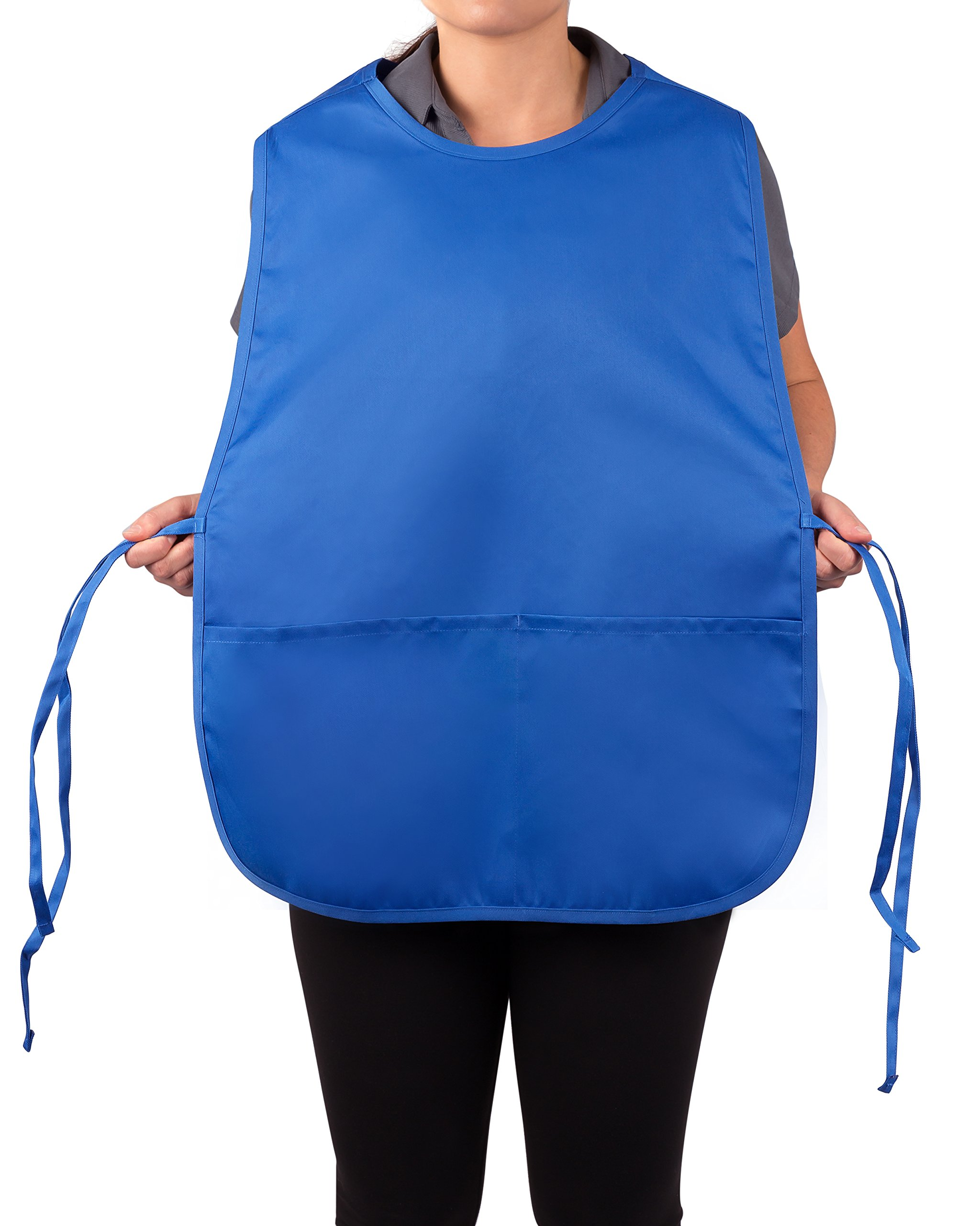 Royal Blue Cobbler Apron, Pack of 36 by KNG (Image #6)