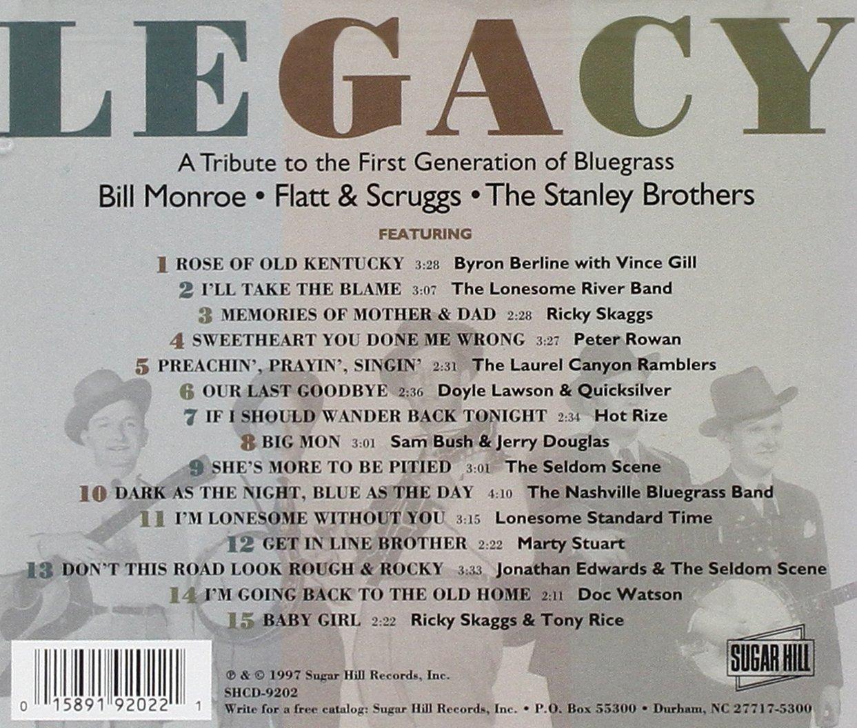 Various Legacy