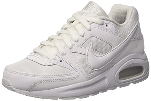 bf48c5acae3 Nike Air MAX Command Flex (GS), Zapatillas Unisex Niños, Blanco White 101,  36 EU: Amazon.es: Zapatos y complementos