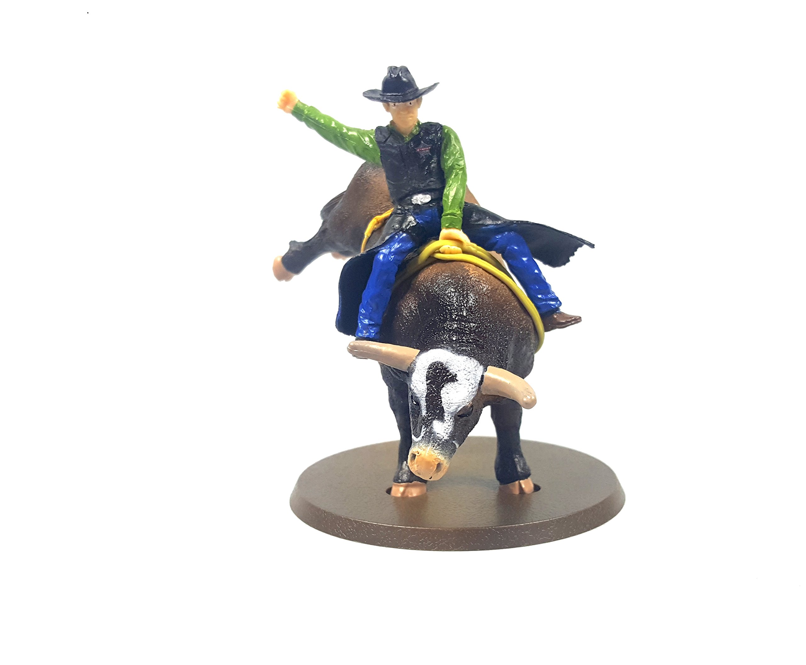 Big Country 1//20 Scale Bodacious Bull Riding /& Rodeo toy