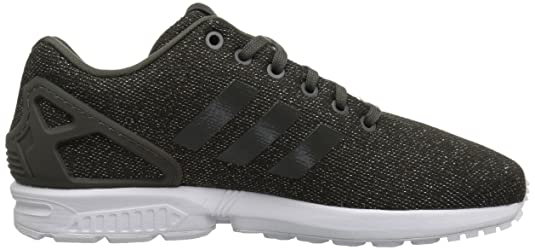 9bc2bb018 adidas Womens ZX Flux W BB2262 Low Top Lace Up Fashion Sneakers   Amazon.co.uk  Shoes   Bags