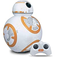 Jazwares – BTSW008 – Star Wars – Bb-8 – opblaasbare figuren, 43 cm hoog met tonen.