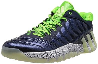 quality design cab70 96f9f adidas Crazyquick 2 Low Mens Basketball SneakersShoes-Blue-13.5