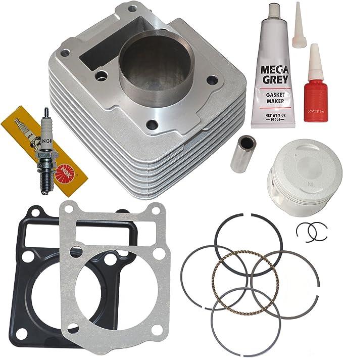 Brand TTR125 Engine Intake /& Exhaust Valve Kit Fit YAMAHA TTR125E TTR125EL 200