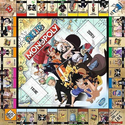 Winning Moves 44796 Monopoly - Juego de Mesa (Contenido en alemán): Amazon.es: Juguetes y juegos