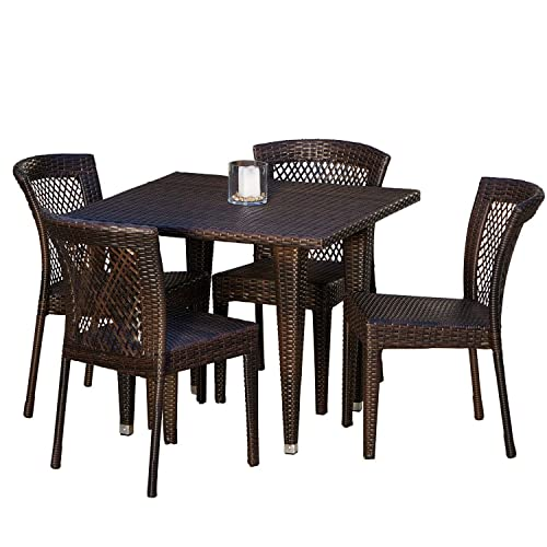 Christopher Knight Home Dusk Outdoor Dining Set