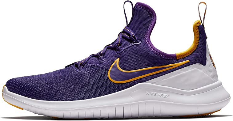 Nike Women's LSU Tigers Free TR 8 Court
