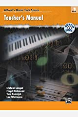 Alfred's MusicTech, Bk 1: Teacher's Guide, Comb Bound Book & CD-ROM (Alfred's MusicTech Series) Plastic Comb