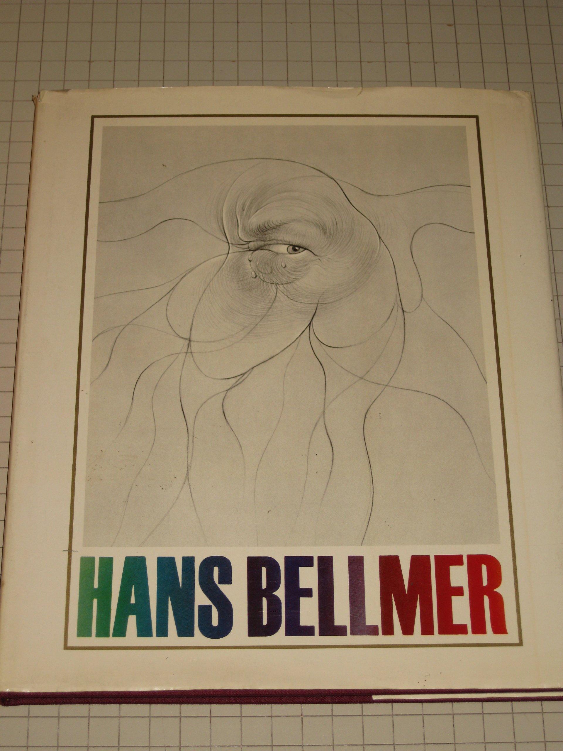 Hans Bellmer: Sarane Alexandrian, Jack Altman: 9780847800032: Amazon ...