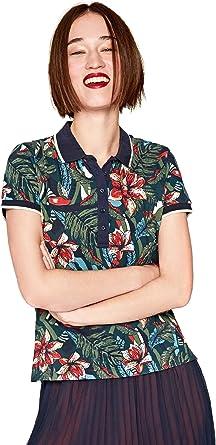 Pepe Jeans Polo Alexa Tropical Mujer: Amazon.es: Ropa y accesorios