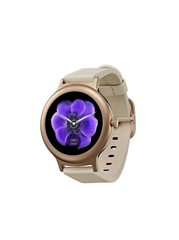 LG Watch Style 玫瑰金款