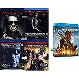 TERMINATOR - Collezione Completa (5 Blu-ray)