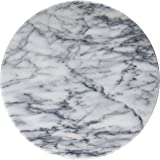 "Greenco GRC0554 Marble Lazy Susan, 12"", Single"