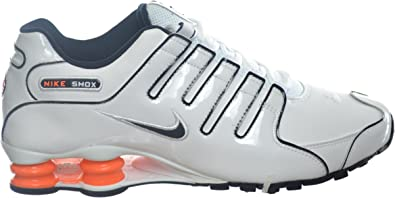 Nike Shox NZ Men's Athletic Sneakers