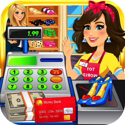 toy cash register for free - 9