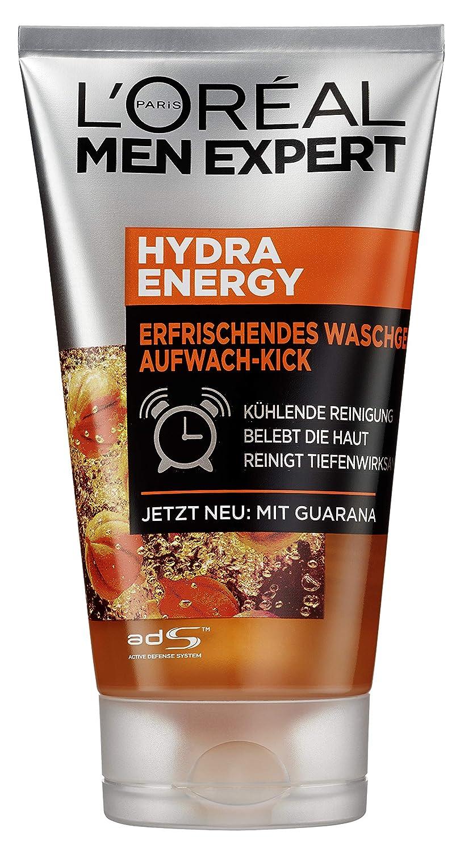 L 'Oréal Men expert Hydra para despertar de Kick–Gel de limpieza, 3Pack (3x 150g) L' Oréal Men Expert A96537