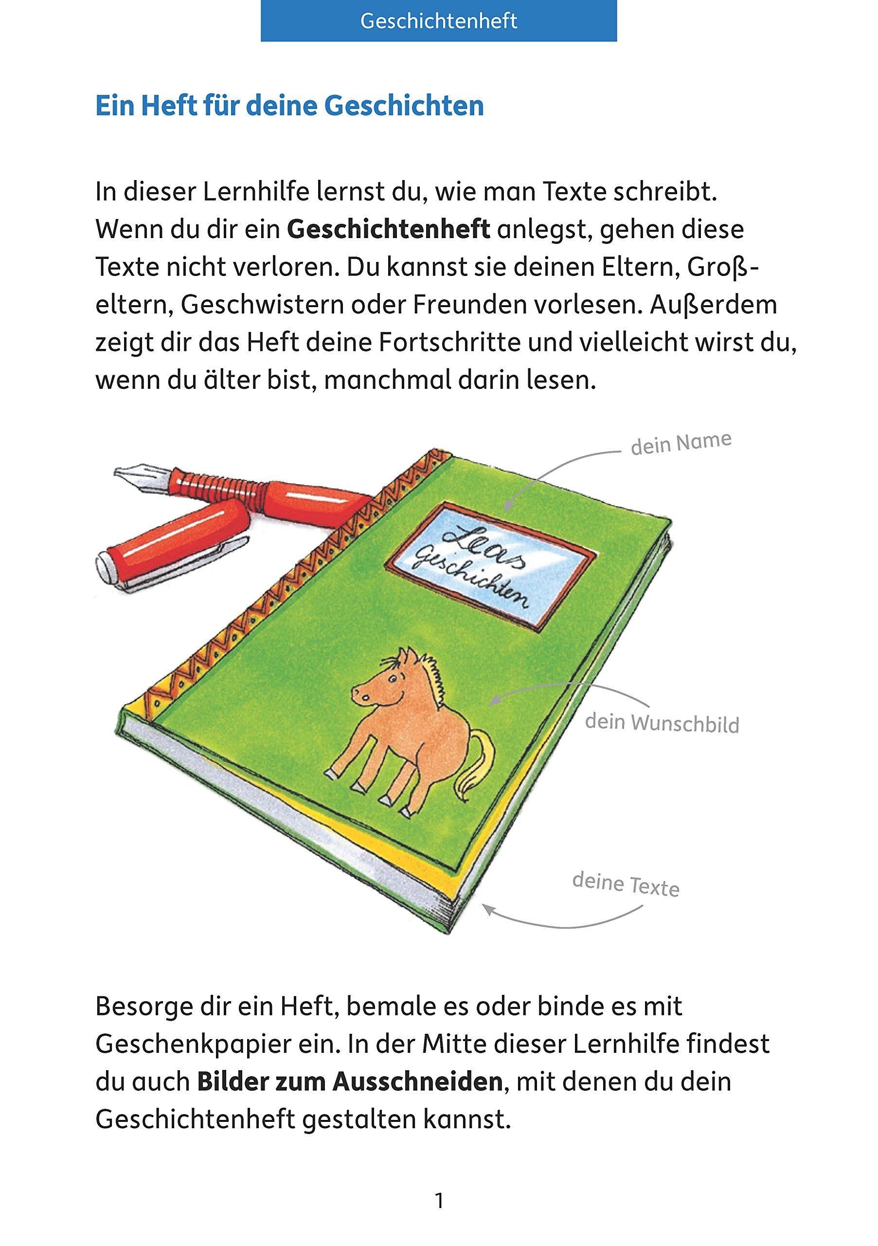 Aufsatz Deutsch 2. Klasse Deutsch: Aufsatz, Band 221: Amazon.de ...