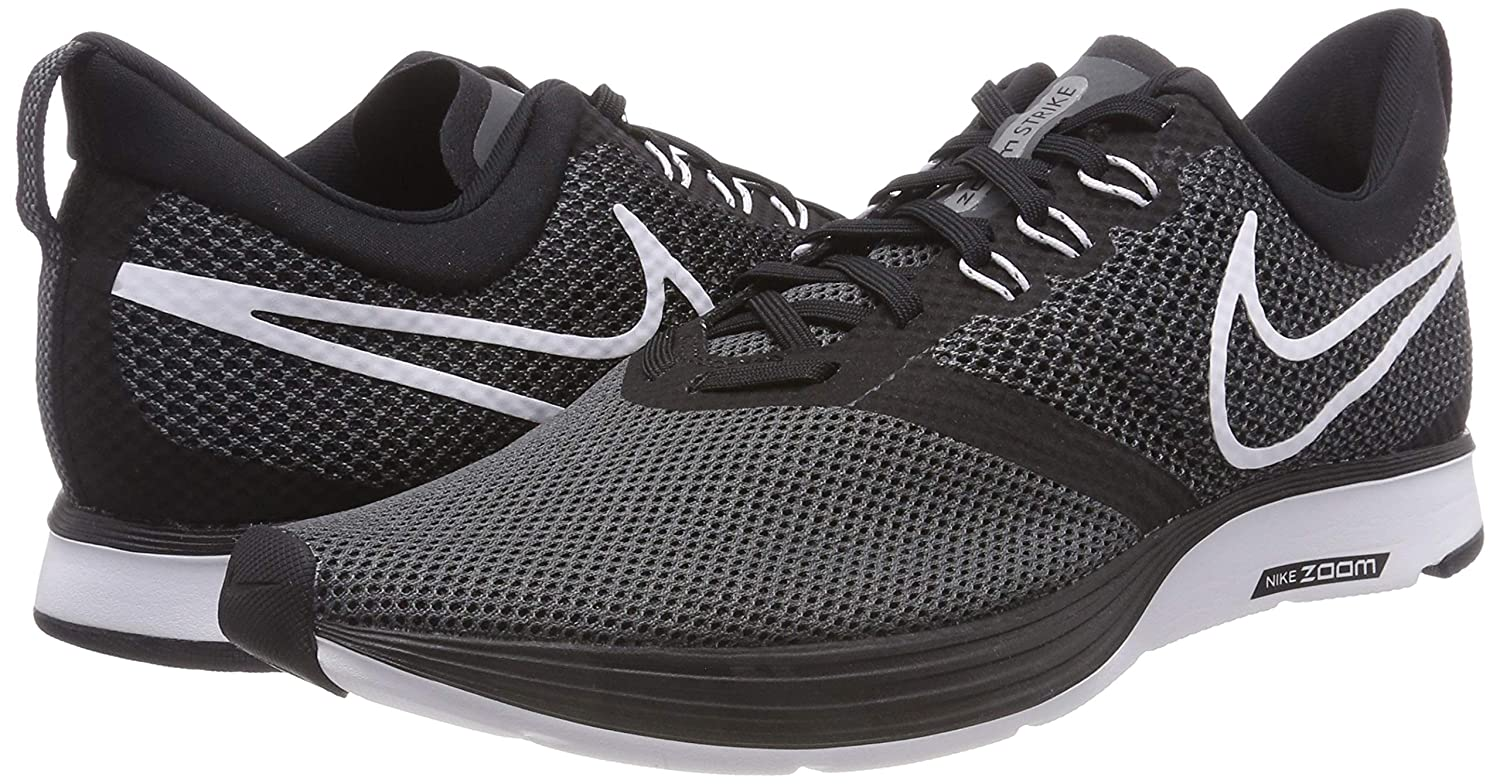5d0993e58df Amazon.com  Nike Men s Zoom Strike Running Shoes  Nike  Shoes