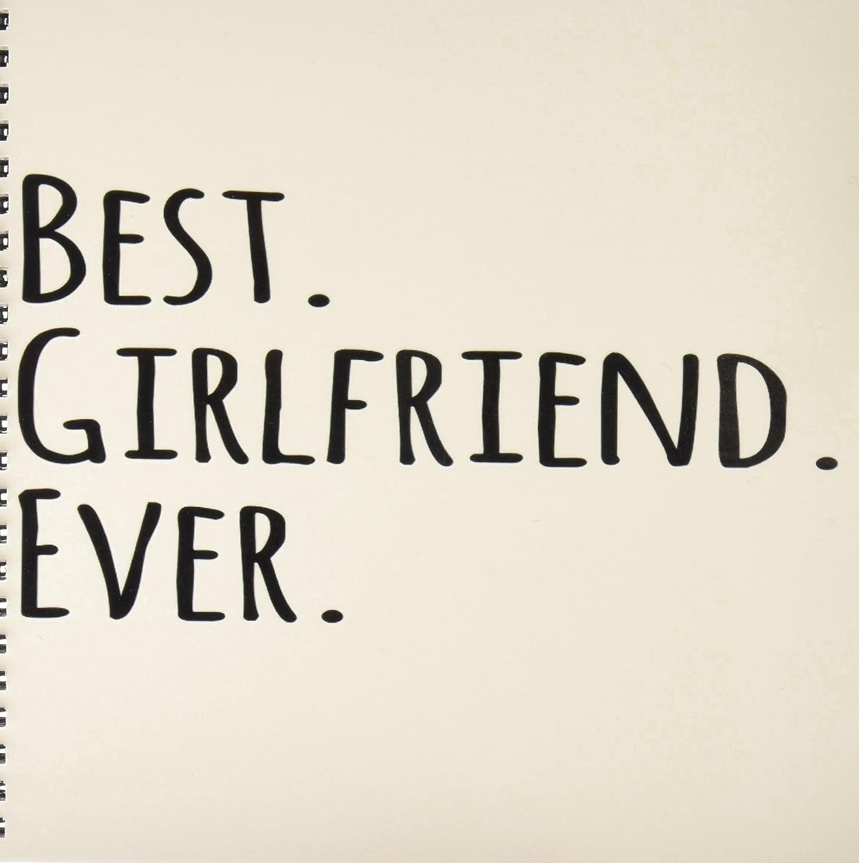 Amazon.com: 3dRose db_151503_1 Best Girlfriend Ever Fun Romantic ...