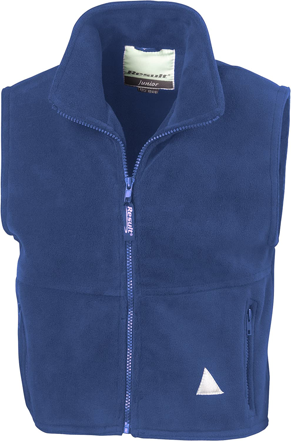 Gilet in Pile per Bambini Result Polar-Therm/® Unisex