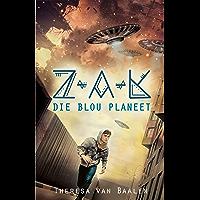 Z-A-K Blou Planeet (Afrikaans Edition)