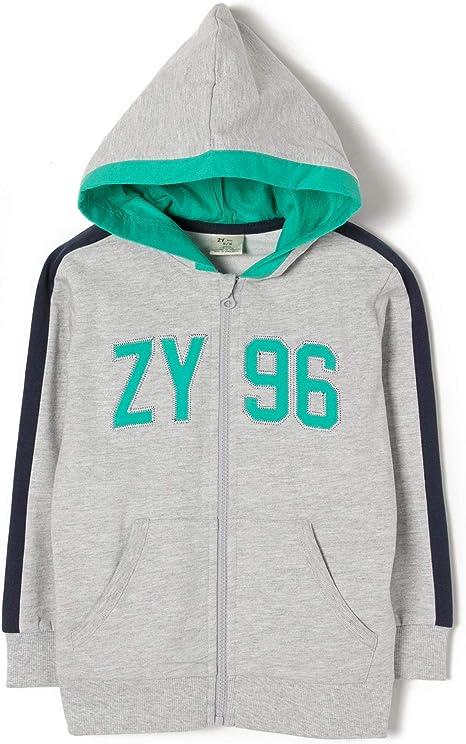 ZIPPY Boys Hooded Jacket