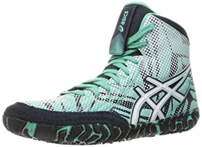 Amazon.com | ASICS Men's Aggressor 3 L.E. Geo Wrestling Shoe ...