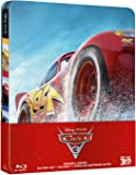 Cars 3 - Steelbook (BD 3D + 2D) [Blu-ray]