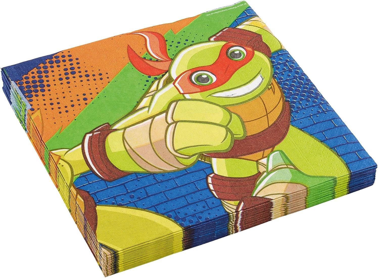 37 Juego de set de fiesta * Teenage Mutant Ninja Turtles ...