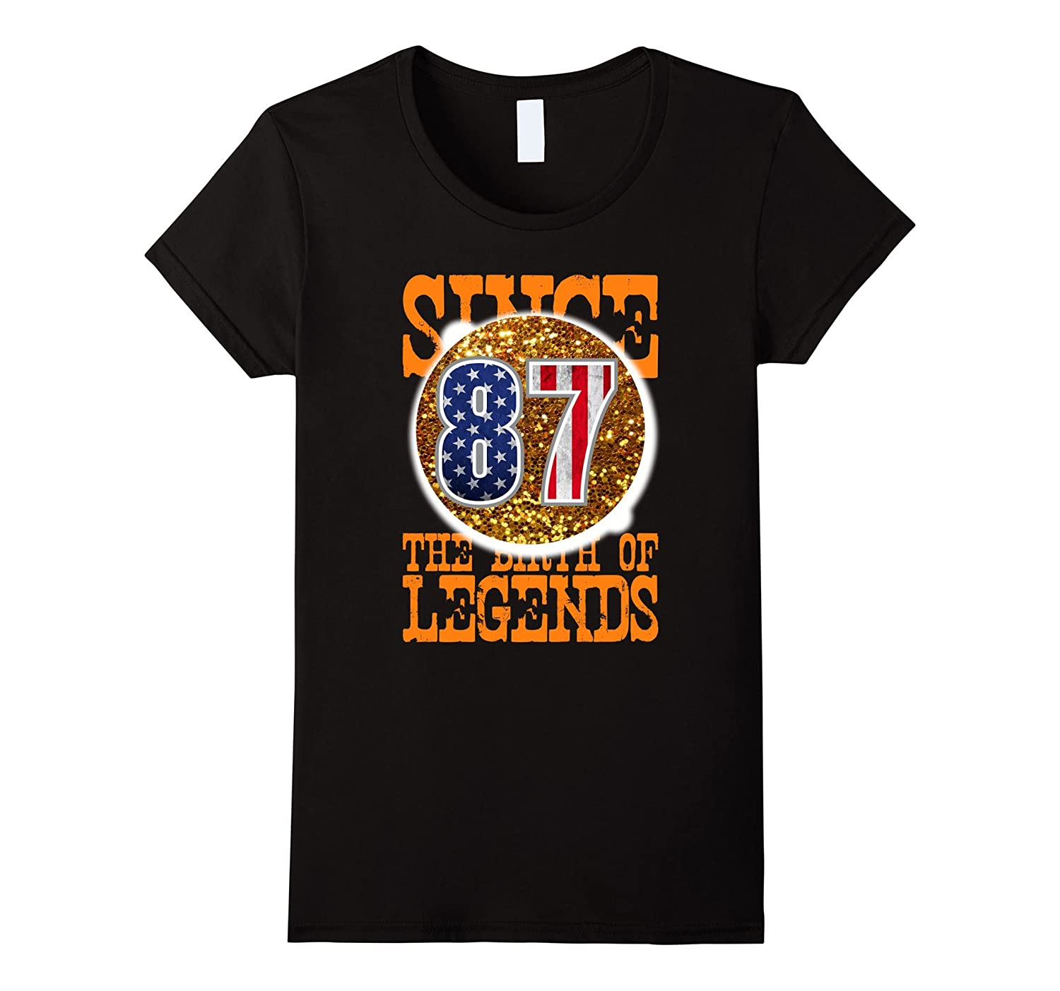 Vintage round cricle Eclipse since 1987 30th Tshirt