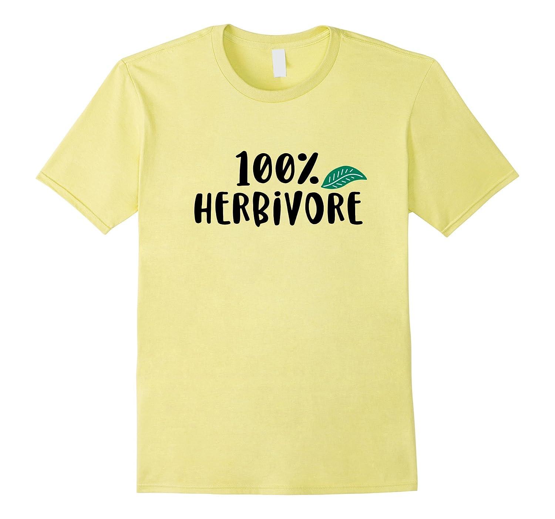 7431b039ae 100% herbivore funny vegan shirts-CL – Colamaga