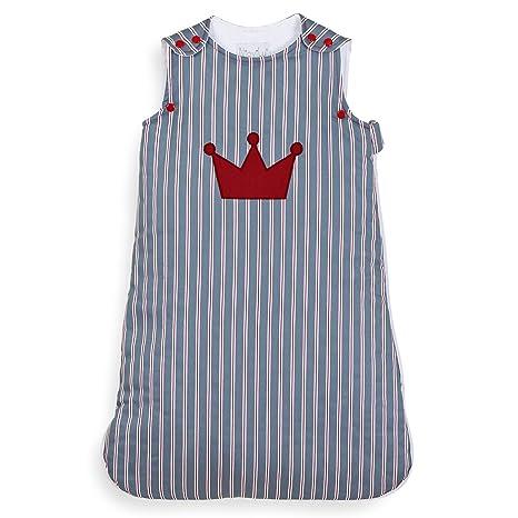 NioviLu Design Saco de dormir para bebé - Le Roi (0-6 meses /