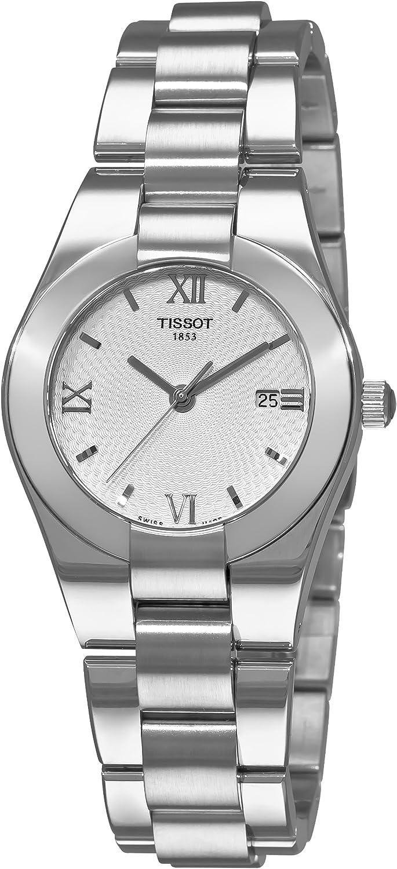 Tissot Women s T0432101103800 Glam Sport White Dial Watch
