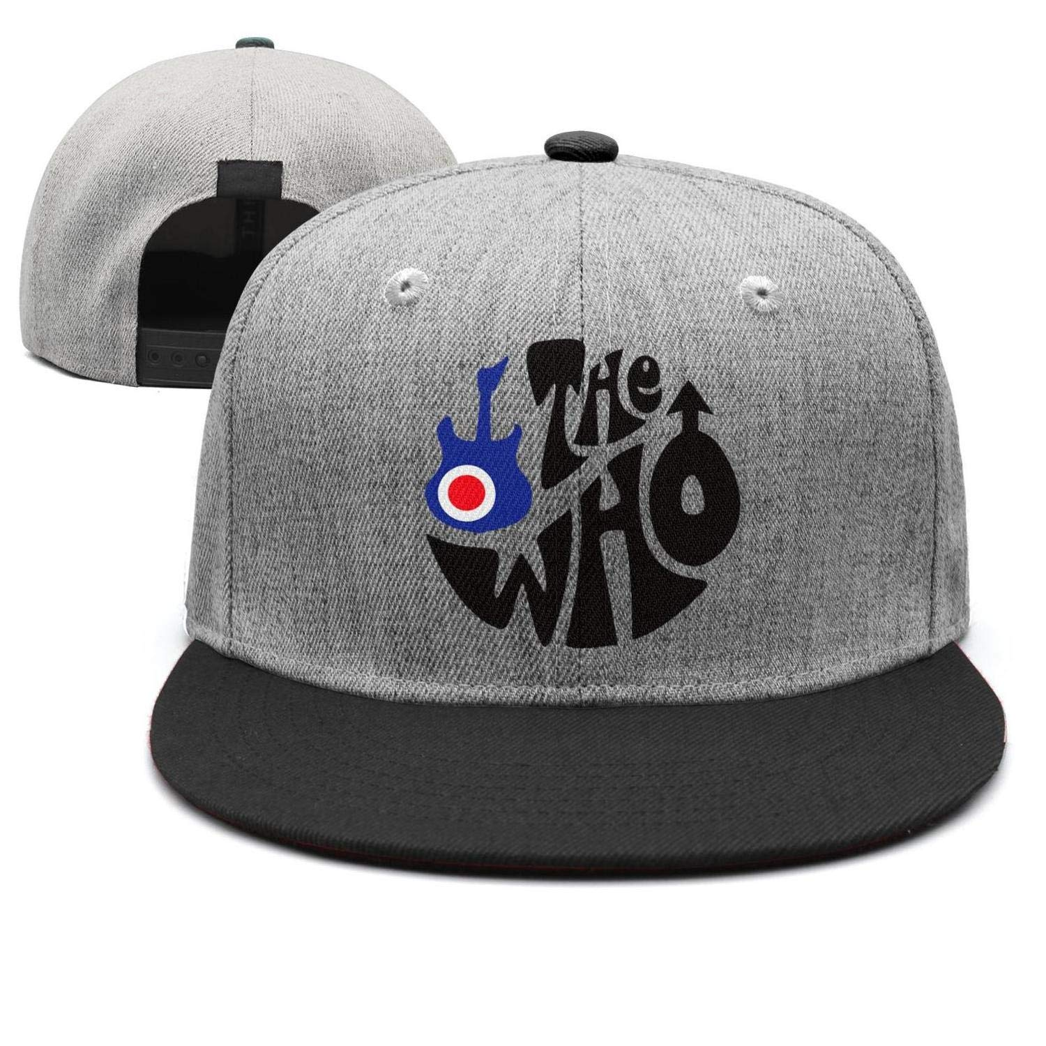 Fashion Baseball Cap The-Who-Mod-Target- Unisex Trucker Hat at Amazon Men s  Clothing store  2c3fa06a46e4