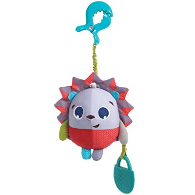 Tiny Love Marie The Hedgehog Jumpy Teether Toy, Meadow Days (Renewed) : Baby