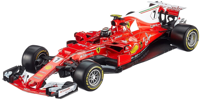 Bburago 15616805K 1:18 Ferrari SF17-T  7 Kimi Räikkönen
