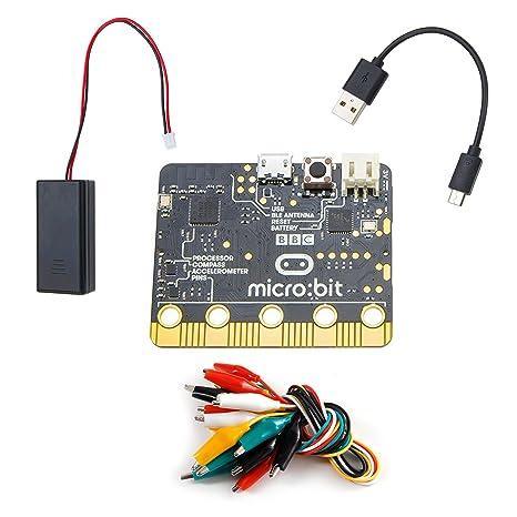 Amazoncom Vilros Microbit Basic Starter Kit Computers Accessories