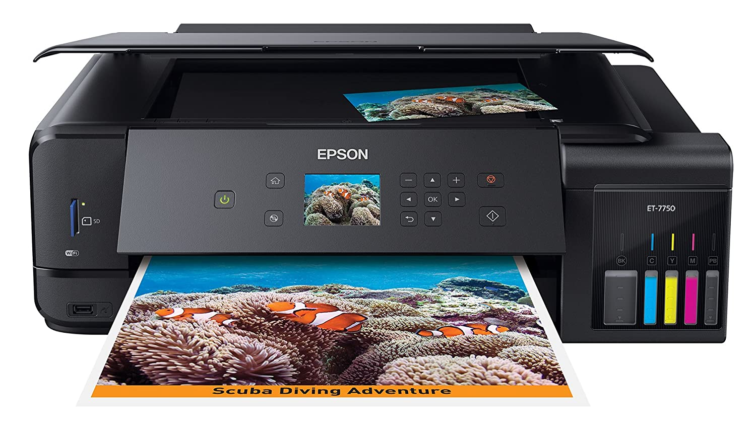 Epson Expression ET-7750 Printer Black Friday Deal 2020