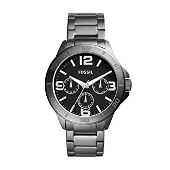 5961ef0d891 Image Unavailable. Image not available for. Color  Fossil Men s Privateer  Sport Quartz Stainless Steel Chronograph Watch ...