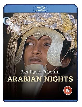 Amazon Arabian Nights Blu Ray Franco Citti Ninetto Davoli