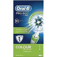 Cepillo dental Brown PRO600 Verde Cross Action