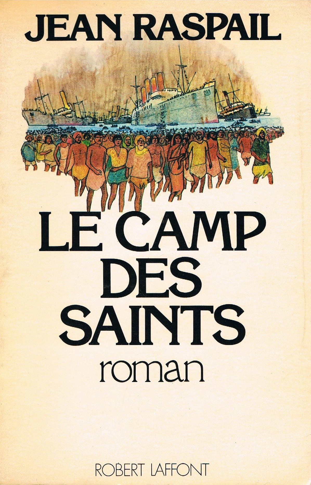 Amazon.fr - Le camp des saints - Jean RASPAIL - Livres