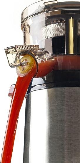 Lacor 69372 - Slow Juicer - Exprimidor Lento 200 W, 500 ml: Amazon ...