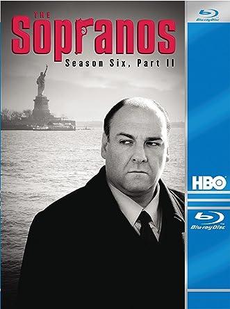 Amazon Com The Sopranos Season 6 Part 2 Blu Ray David Chase