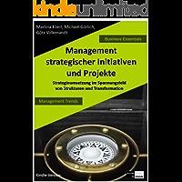 Management strategischer Initiativen und Projekte